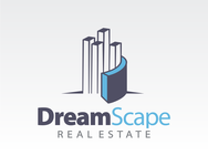 DreamScape Real Estate Logo - Entry #104