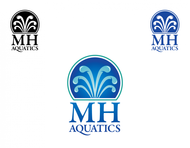 MH Aquatics Logo - Entry #123