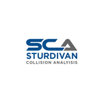 Sturdivan Collision Analyisis.  SCA Logo - Entry #81