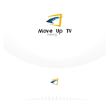 Move Up TV Training  Logo - Entry #60