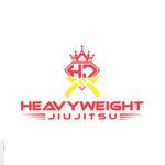 Heavyweight Jiujitsu Logo - Entry #79