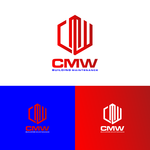CMW Building Maintenance Logo - Entry #370