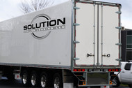 Solution Trailer Leasing Logo - Entry #26