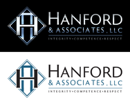 Hanford & Associates, LLC Logo - Entry #328