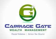 Carriage Gate Wealth Management Logo - Entry #89