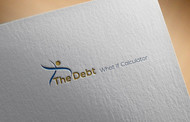 The Debt What If Calculator Logo - Entry #121
