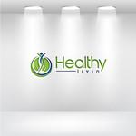 Healthy Livin Logo - Entry #323