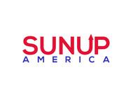 SunUp America Logo - Entry #38