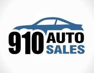 910 Auto Sales Logo - Entry #51