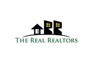 The Real Realtors Logo - Entry #135