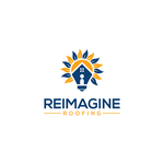 Reimagine Roofing Logo - Entry #9