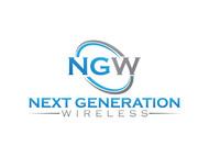 Next Generation Wireless Logo - Entry #183
