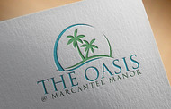 The Oasis @ Marcantel Manor Logo - Entry #99