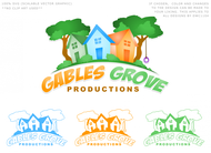 Gables Grove Productions Logo - Entry #135
