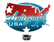 AUTOGRAPH USA LOGO - Entry #100
