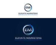 Elevate Marketing Logo - Entry #78