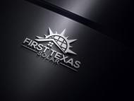 First Texas Solar Logo - Entry #64