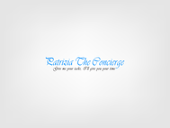 Patrizia The Concierge Logo - Entry #27