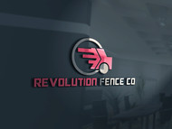 Revolution Fence Co. Logo - Entry #360