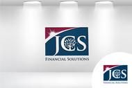 jcs financial solutions Logo - Entry #383