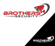 Brothers Security Logo - Entry #149