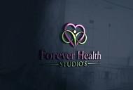 Forever Health Studio's Logo - Entry #190