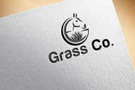 Grass Co. Logo - Entry #172