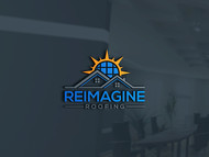 Reimagine Roofing Logo - Entry #81