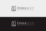 Derek Scot, Design Contractor Logo - Entry #70
