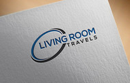 Living Room Travels Logo - Entry #75