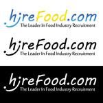 iHireFood.com Logo - Entry #99