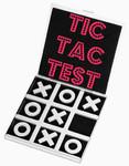 TicTacTest Logo - Entry #72