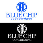 Blue Chip Conditioning Logo - Entry #198