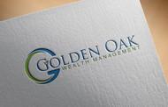 Golden Oak Wealth Management Logo - Entry #137