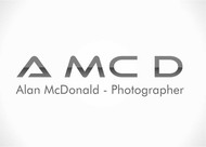 Alan McDonald - Photographer Logo - Entry #125