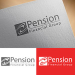 Pension Financial Group Logo - Entry #28