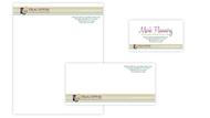 Business Card, Letterhead & Envelope Logo - Entry #25