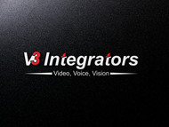 V3 Integrators Logo - Entry #92