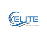 Elite Construction Services or ECS Logo - Entry #151