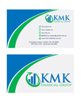 KMK Financial Group Logo - Entry #8