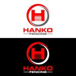 Hanko Fencing Logo - Entry #248