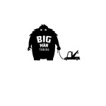 Big Man Towing Logo - Entry #50