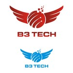 B3 Tech Logo - Entry #209
