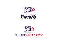 Bulldog Duty Free Logo - Entry #19