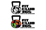 Fit Club 365 Logo - Entry #59