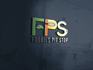 Foodies Pit Stop Logo - Entry #42