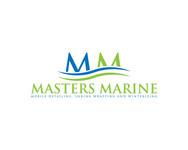 Masters Marine Logo - Entry #260