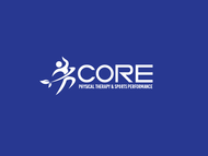 Core Physical Therapy and Sports Performance Logo - Entry #296