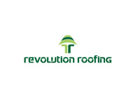 Revolution Roofing Logo - Entry #375