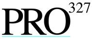 PRO 327 Logo - Entry #64